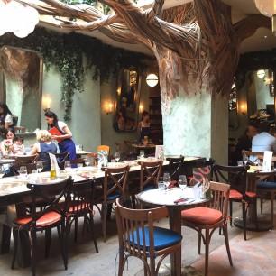 salle à manger design Alexander Waterworth Projects