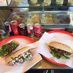 Zarma kebab Pigalle