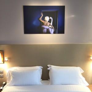 JulieZwing Hotel Belle Juliette chambre