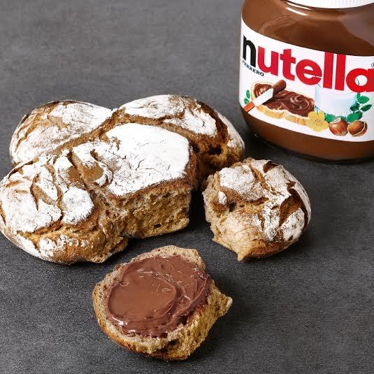 JulieZwing Nutella