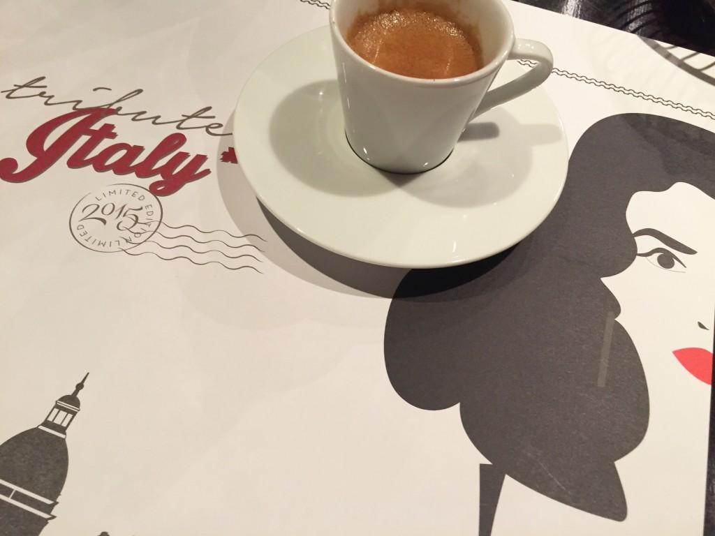 JulieZwing café Nespresso