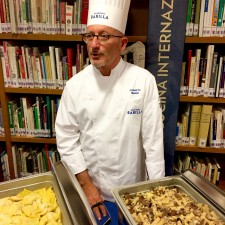 academia Barilla chef