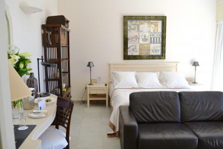 Hotel Bories chambre